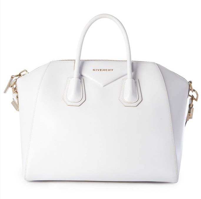 White Givenchy Bag