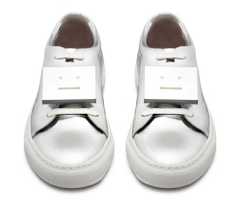 Acne Studios Low Top Sneakers, Shoescribe, Approx $493.73AUD