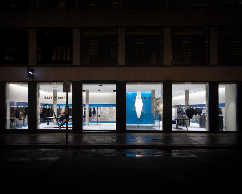 Issey Miyake Flagship Store London