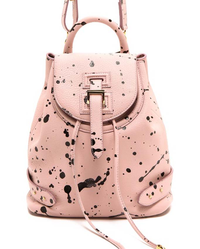 Meli Melo Paint Splatter Backpack, ShopBop, Approx $764AUD