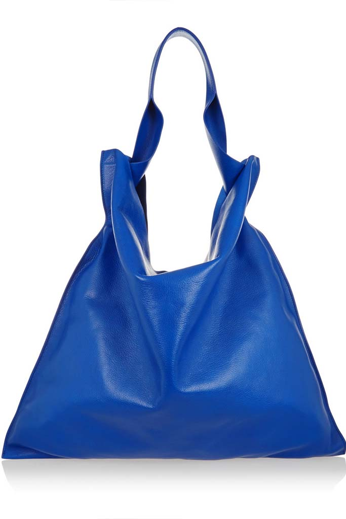 Jil Sander Textured-Leather Tote, Net-a-Porter, $753.30AUD