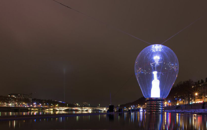 Fontaine & Philips for The Festival of Lights
