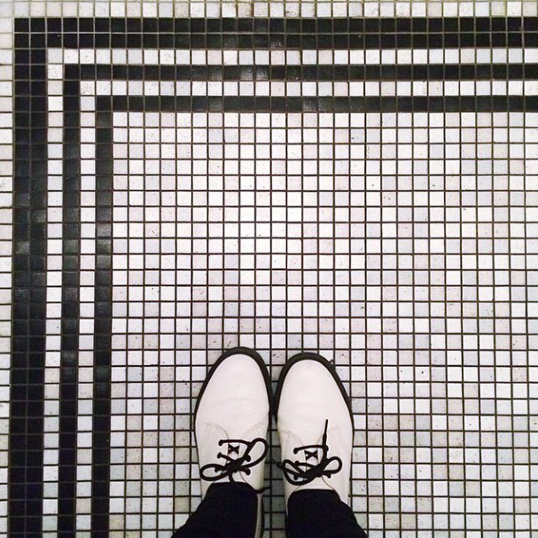 I have This Thing With Floors
