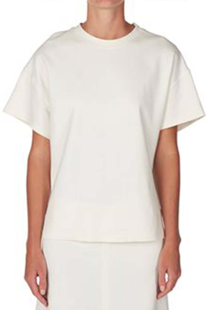 Bassike Double Knit T-Shirt, $220AUD