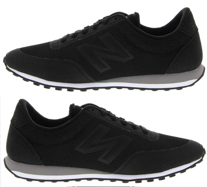New Balance Trainers in Black, Glue Store, $99.95AUD