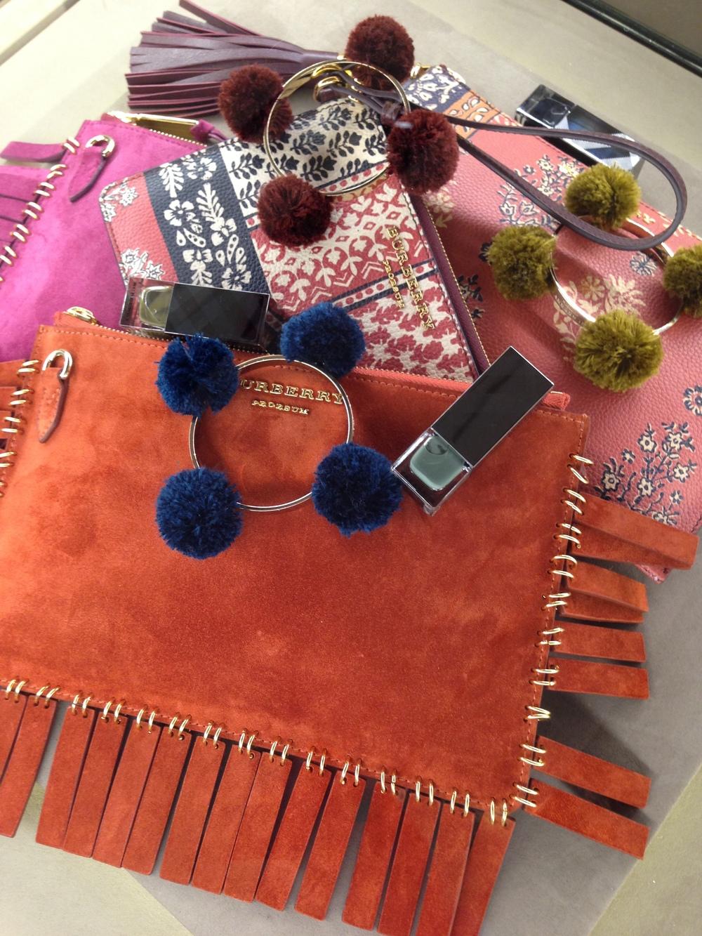 Accessories, Burberry Prorsum Autumn Winter Womenswear 2015
