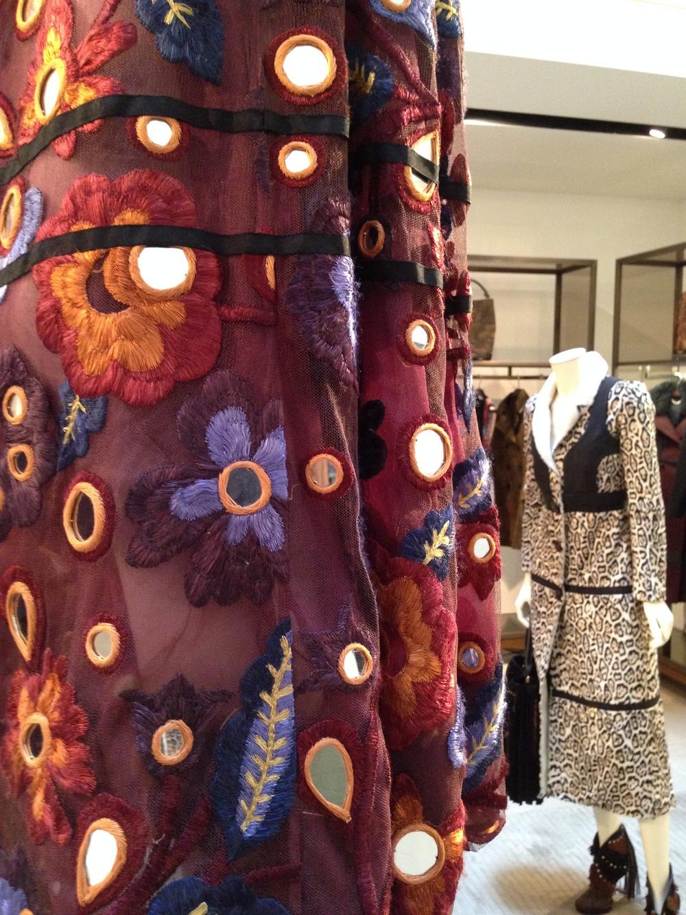 DETAIL: Burberry Prorsum Autumn Winter Womenswear 2015