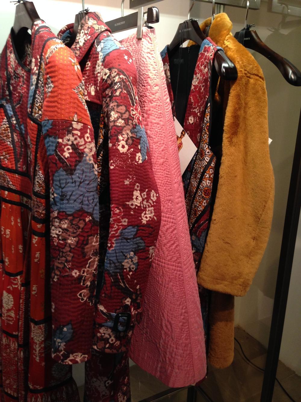 Burberry Prorsum Autumn Winter Womenswear 2015