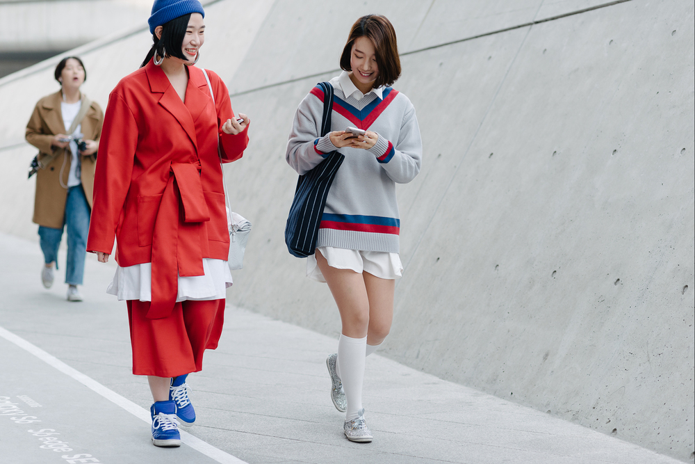 Seoul Fashion Week Street Style, photo consversationsabouther