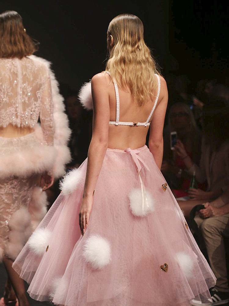 Dyspnea Spring Summer 2015/16, MBFWA, photo Getty Images