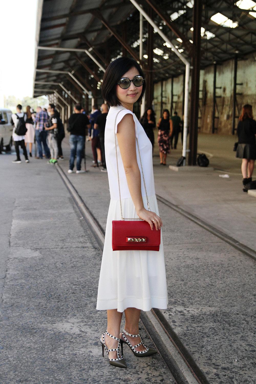 Fashion Week Street Style April 2015, Vanessa Low