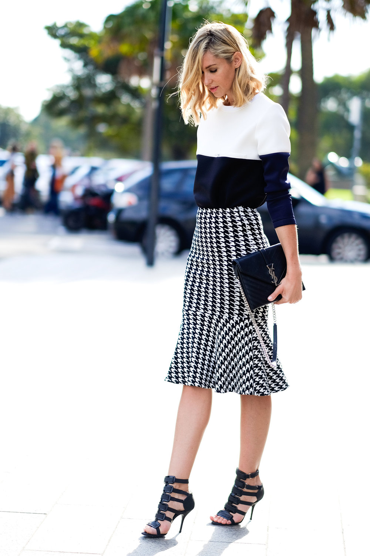 Fashion Week Street Style April 2015, photo -Keishikibi.com