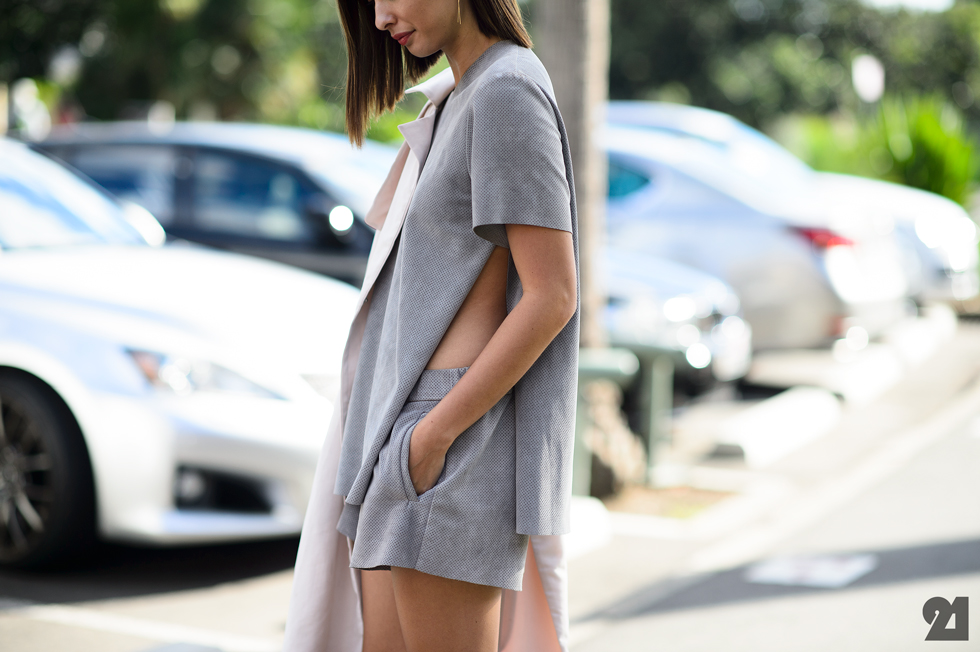 Fashion Week Street Style April 2015, photo -Adam Katz Sinding