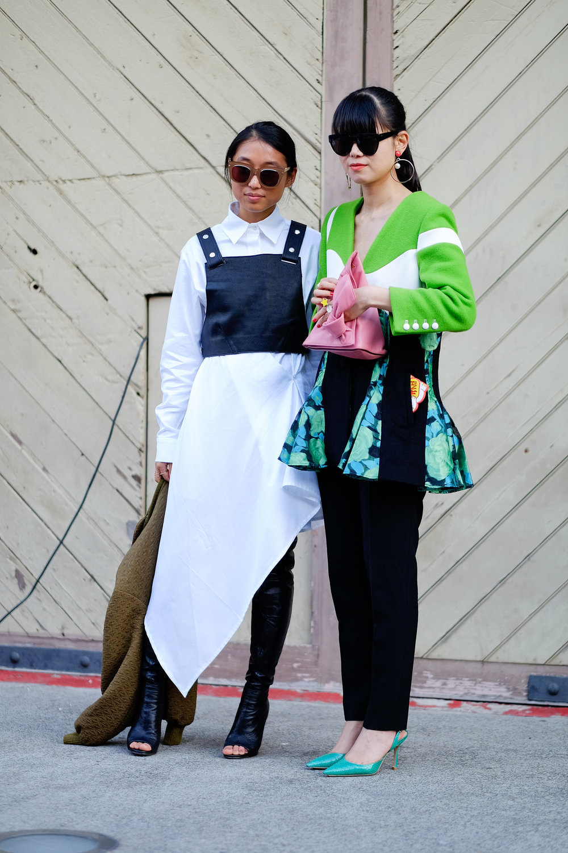 Fashion Week Street Style April 2015, photo -Street Style Australia