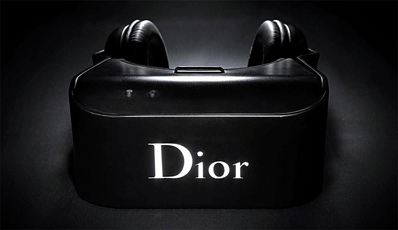 Dior Eyes, Virtual Headset