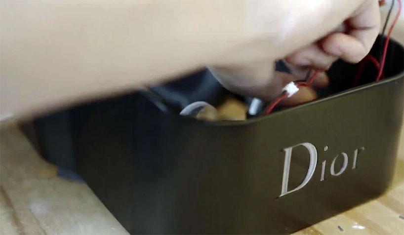 Dior Eyes, VirtualHeadset, The Internal Workings