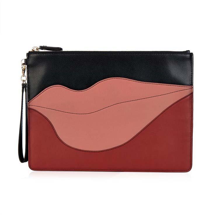 Diane Von Furstenberg Lips Clutch, MatchesFashion, $159AUD