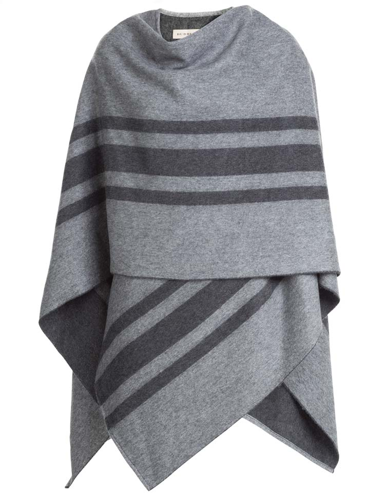 Burberry Wool-Cashmere Blanket, ON SALE $541AUD