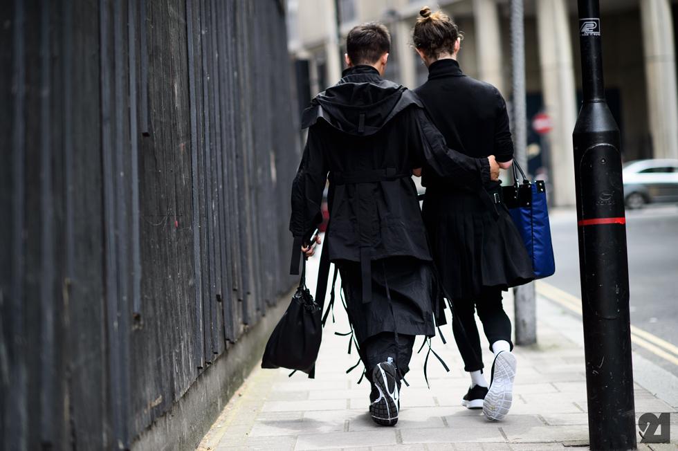 London Collections: Men Street Style, photo by Adam Katz