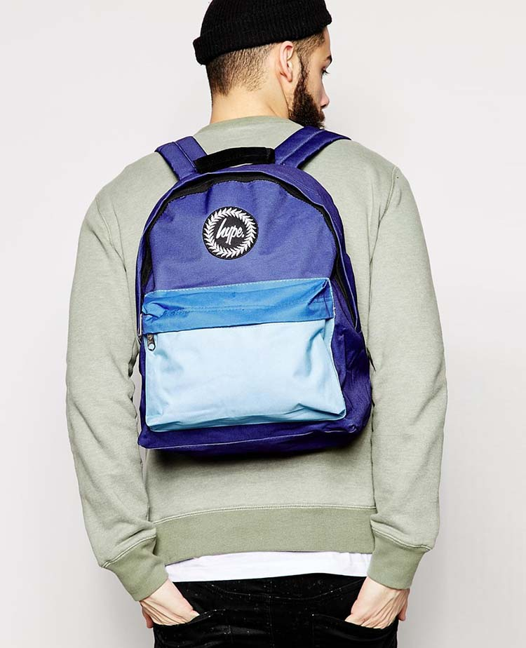Hype Luca Backpack, $59AUD