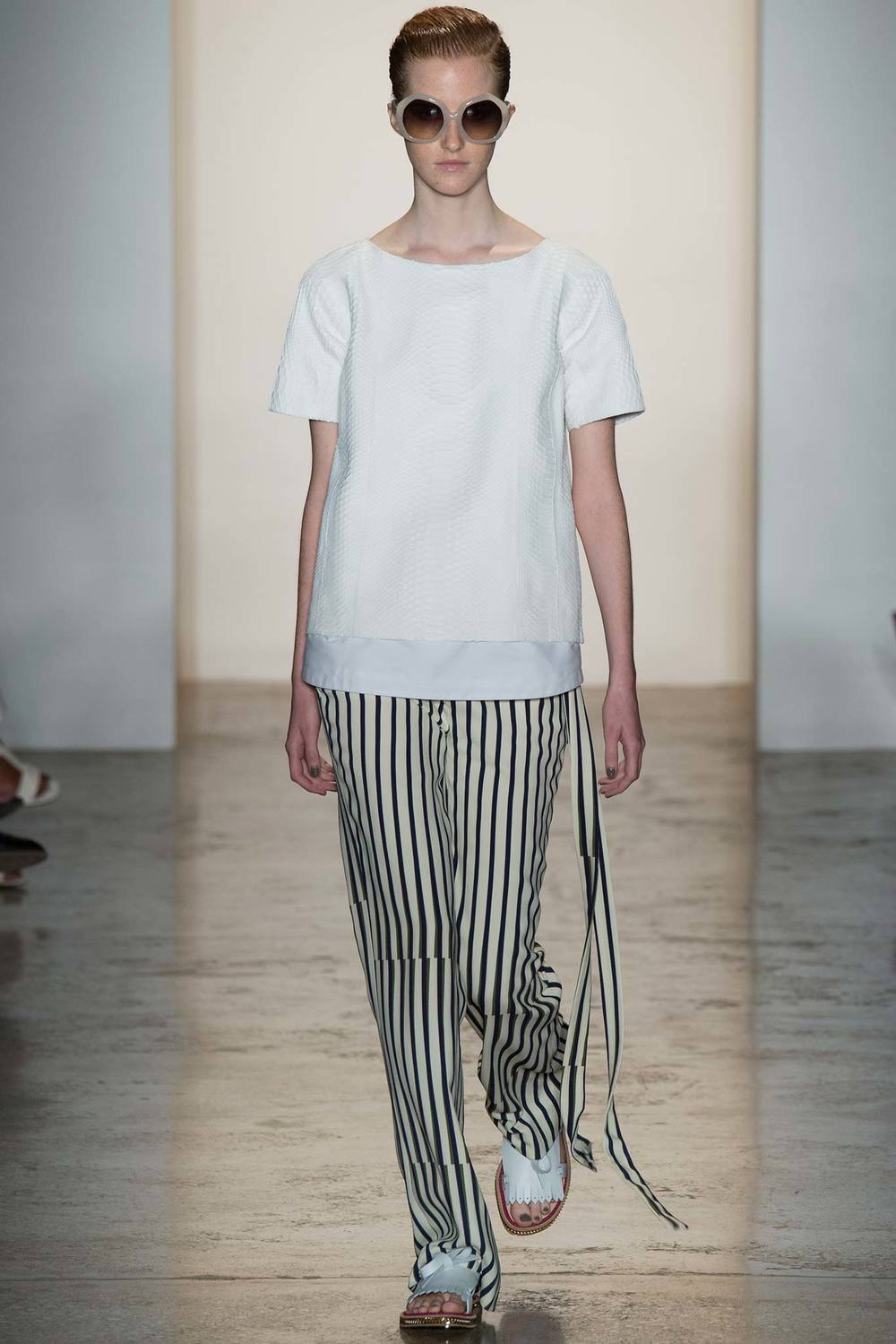 Peter Som Spring 2015 Ready to Wear Collection