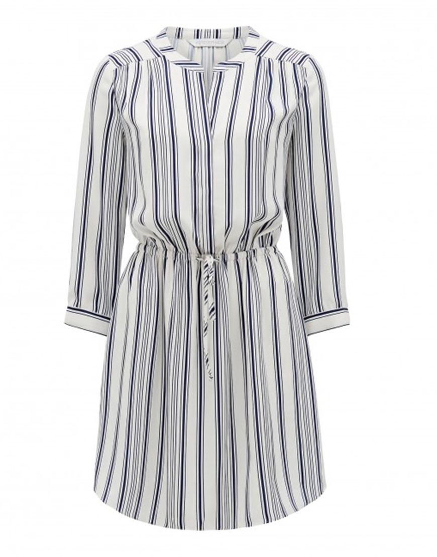 Forever New Stripe Dress, $99.99AUD