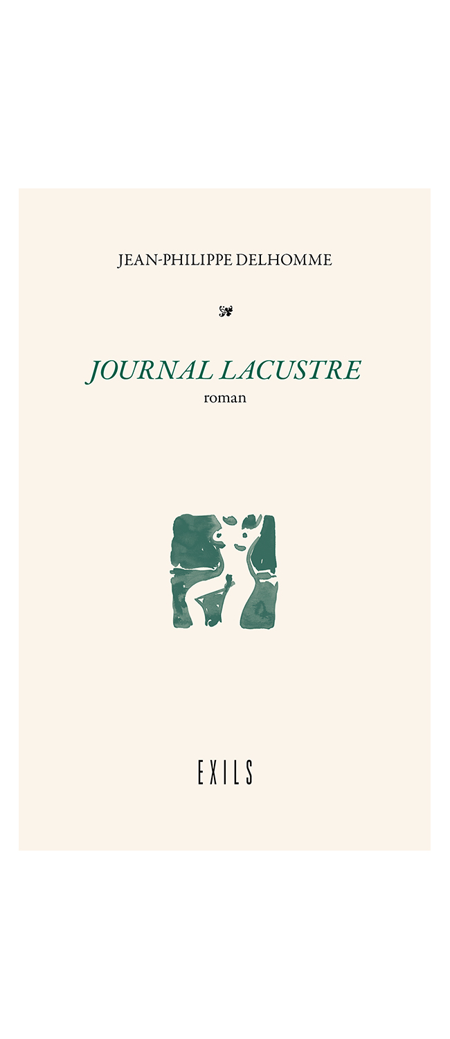 Journal Lacustre A novel, written and illustrated by Jean-Philippe Delhomme Buy on  Amazon