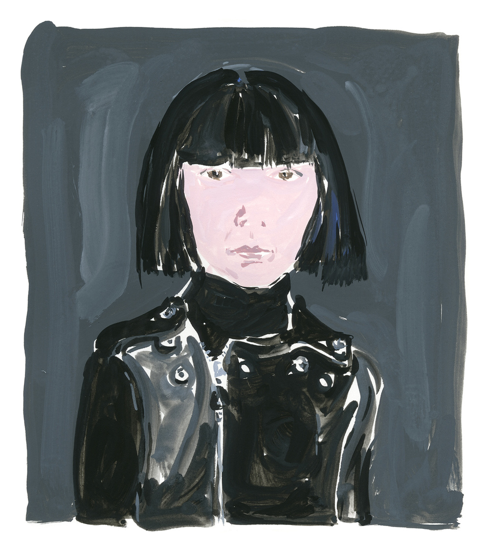 "Rei Kawakubo From ""The Icon and the Iconoclasts"" Celebrating Monogram Louis Vuitton"