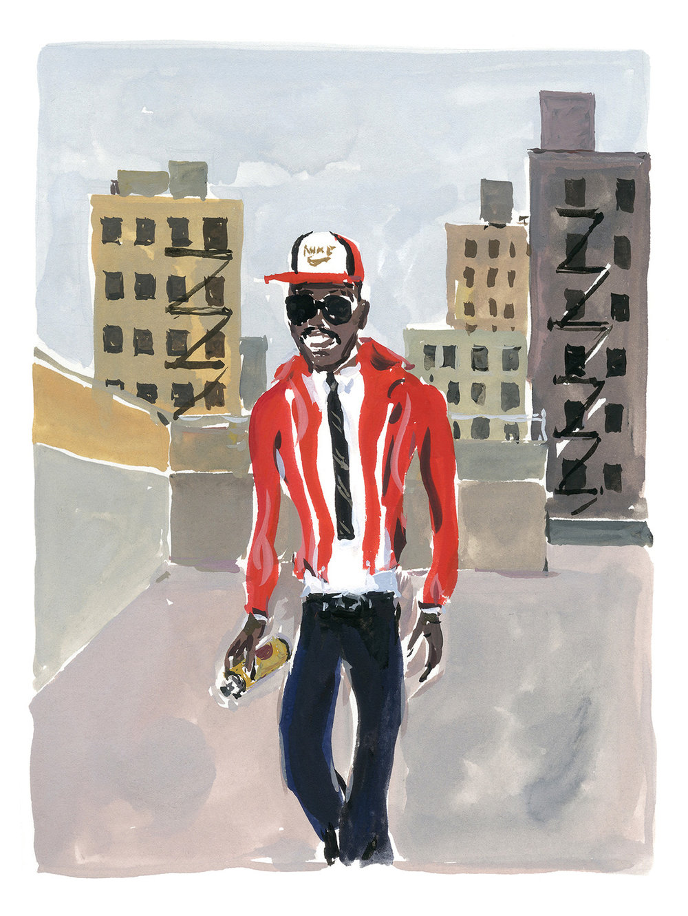 Fab 5 Freddy Hennessy: A Toast To The World's Preeminent Spirit. Rizzoli New York