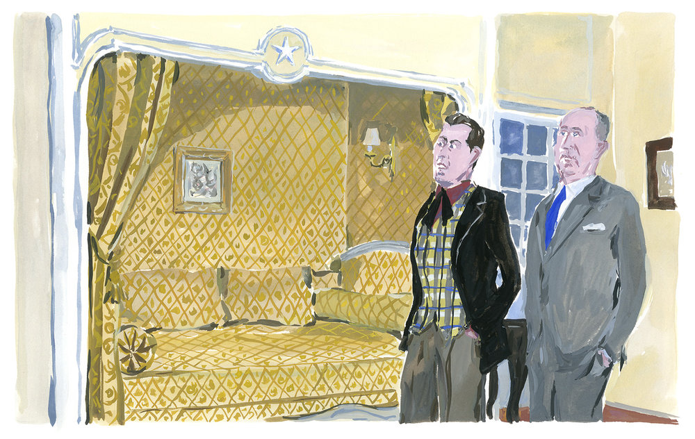 Bernard Buffet and Christian Dior. hristian Dior in the South, published by Rizzoli NY.