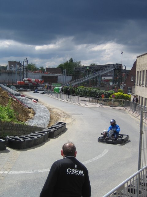 Streetkarting in Melle
