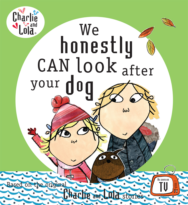 Charlie and Lola Me Books is now available on iOS