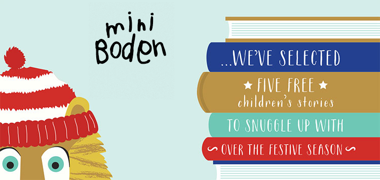 Made in me mini boden christmas me books campaign is a hit for Bodendirect uk