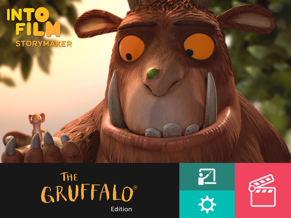 Gruffalo image © 1999 & TM Julia Donaldson/Axel Scheffler. Licensed by Magic Light Pictures Ltd. © Orange Eyes Ltd 2009