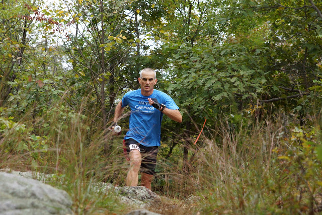 50k 7th place Mountain Peak Fitness / Campmor Athlete Randy Millar