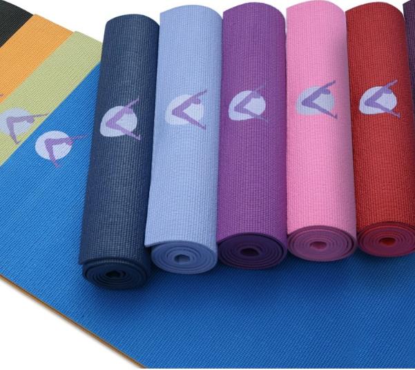 Yoga Mat - Aurorae Yoga Mat-These mats are 1/4