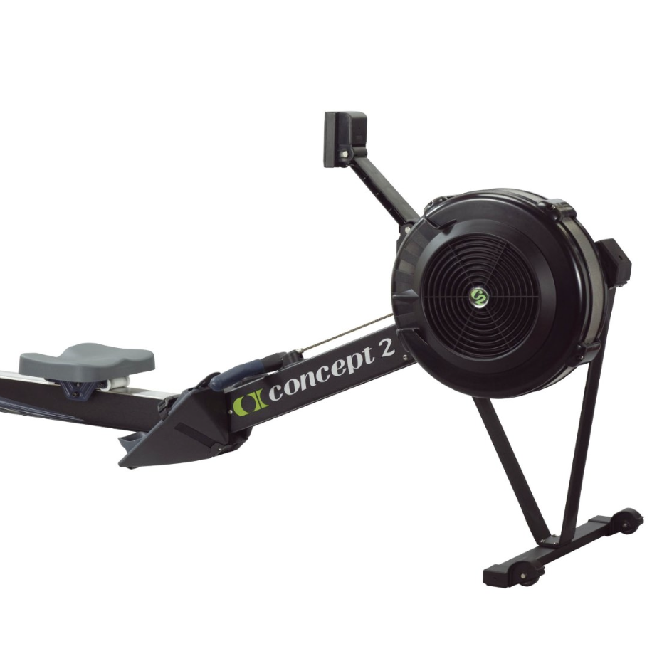 Concept 2 Model D Rowing Machine  - A great and effective way to get in a quick overall workout when you have limited time. Also can be added to any circuit for an added challenge and greater training response.