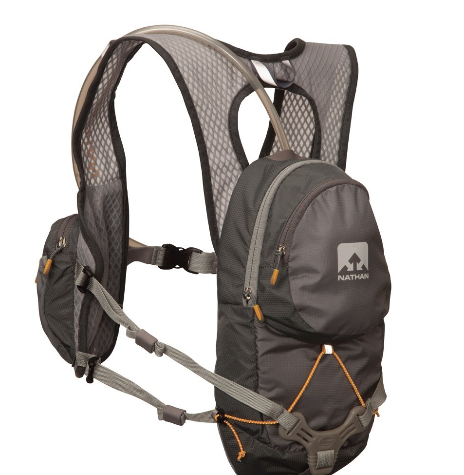 Nathan HPL 020 Vest  - This is a great pack that got better. They updated the adjustment straps which was needed and they are much easier to use. This pack can be used for quick outings or long adventures that have aid a long the way. You can't carry everything but you can carry enough for most runs.