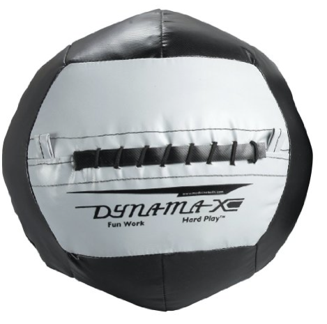 Dynamax Medicine Balls - These are soft shell in design making them ideal for throws, rotational movements or training with a partner.