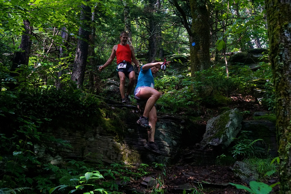 2014 Escarpment Trail Run!
