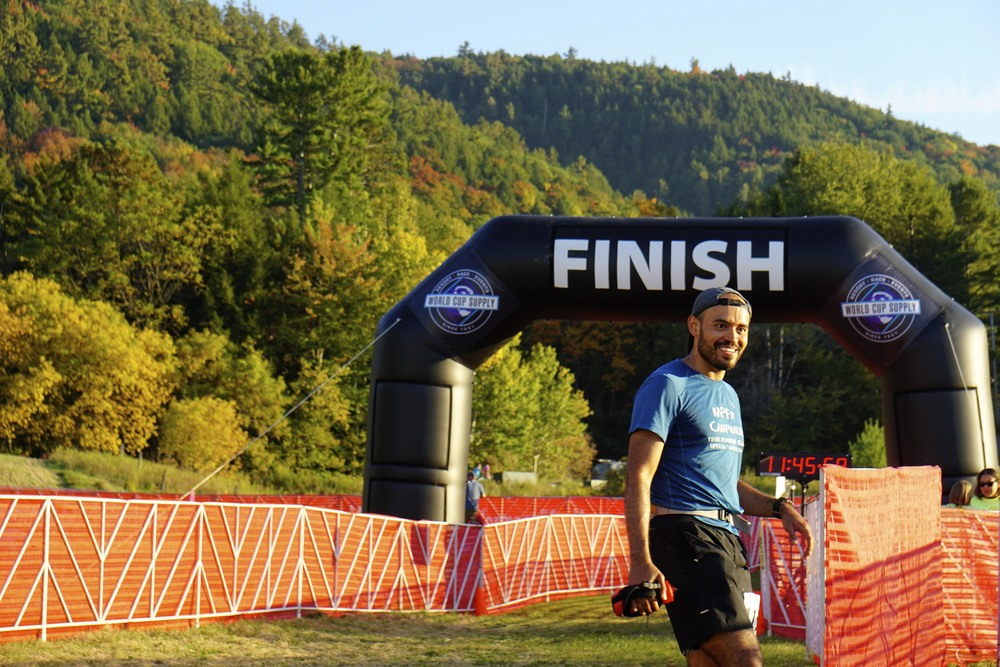 2014 Vermont 50 Mile Mountain Bike & Ultra Run
