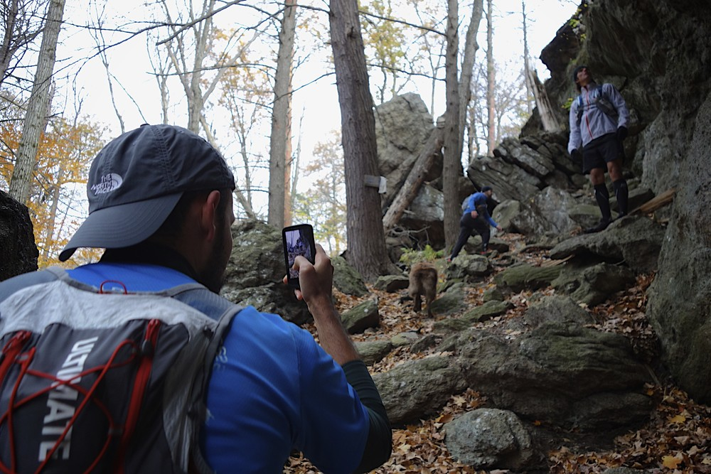 "11/2/14 Team Hike ""Lemon Squeezer"" Harriman State Park, NY"