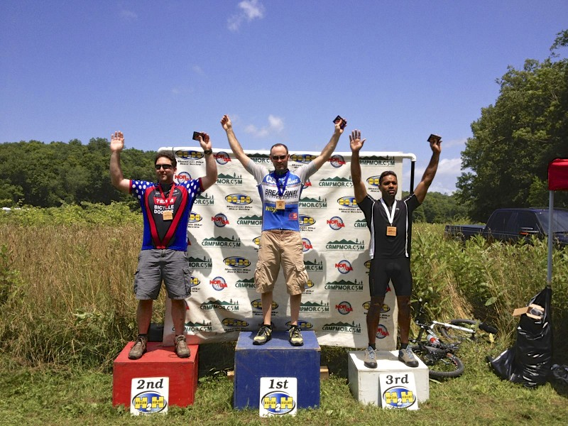 MPF Client Evan Fineman winning another big race!