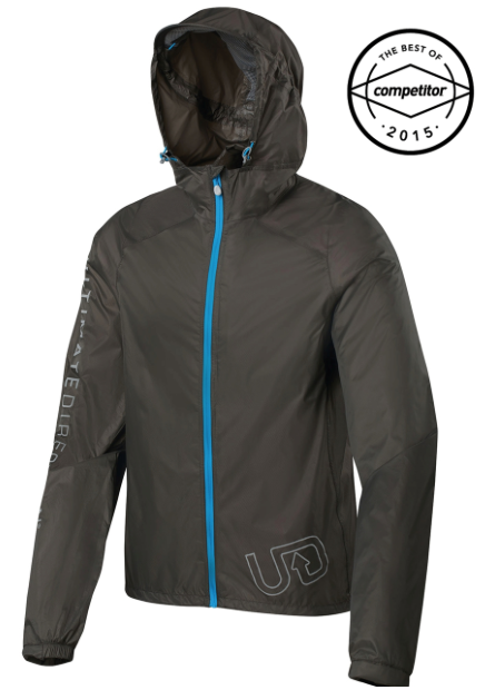 Ultimate Direction Ultra Jacket (Men's & Women's)  - Not sure whether to bring a wind or rain coat? Don't worry - just bring the Ultra Jacket. It's waterproof and as light as most windbreakers!