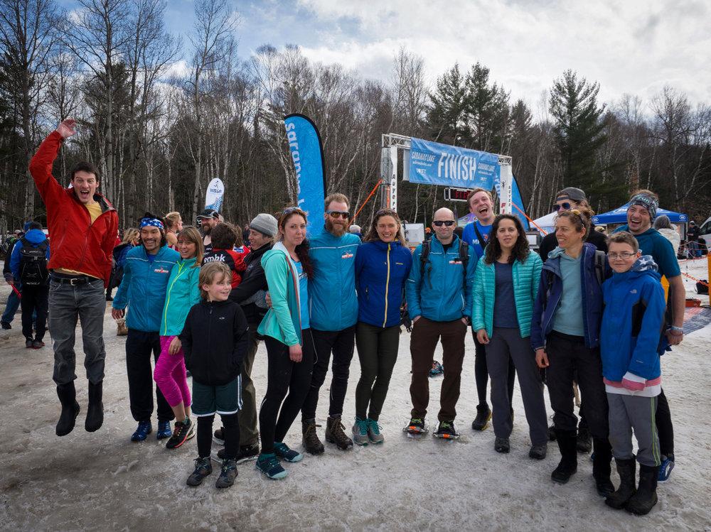 Snowshoe Championships, NY
