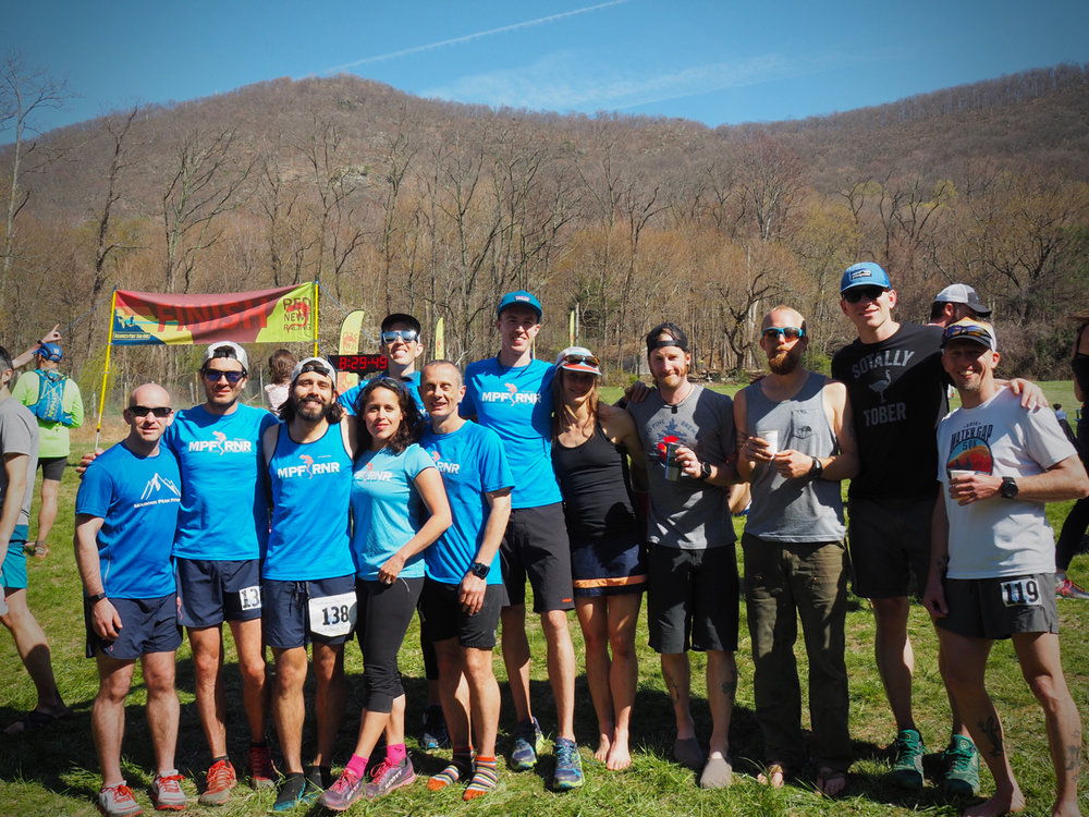 Breakneck Point Trail Run, NY