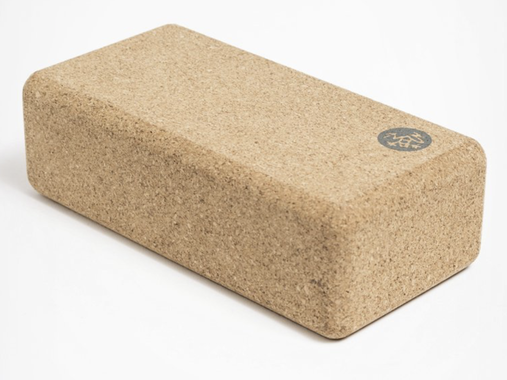 Yoga Cork Blocks - Cork yoga blocks are exceptionally firm and stable, comfortable, and durable making it the perfect tool.