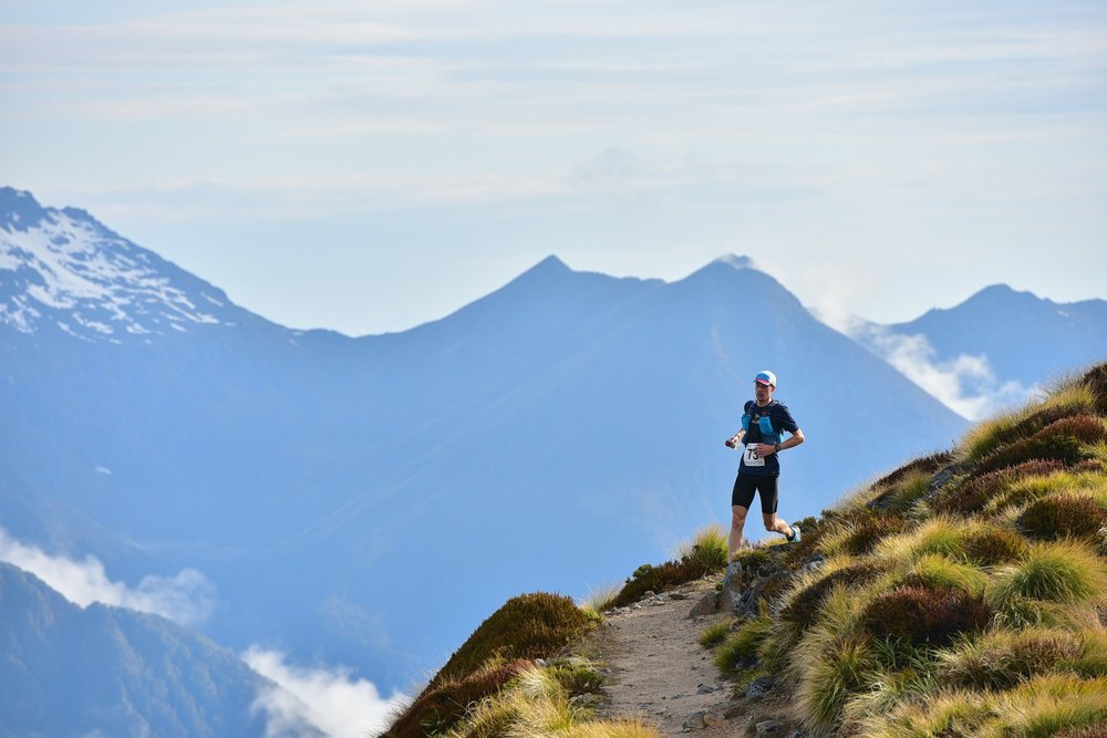 Breathtaking views high in the Southern Alps | Kepler Challenge