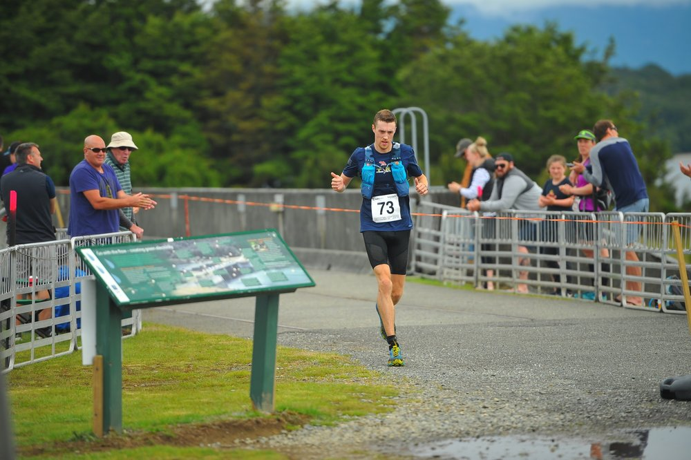 Striding in to the finish | Kepler Challenge