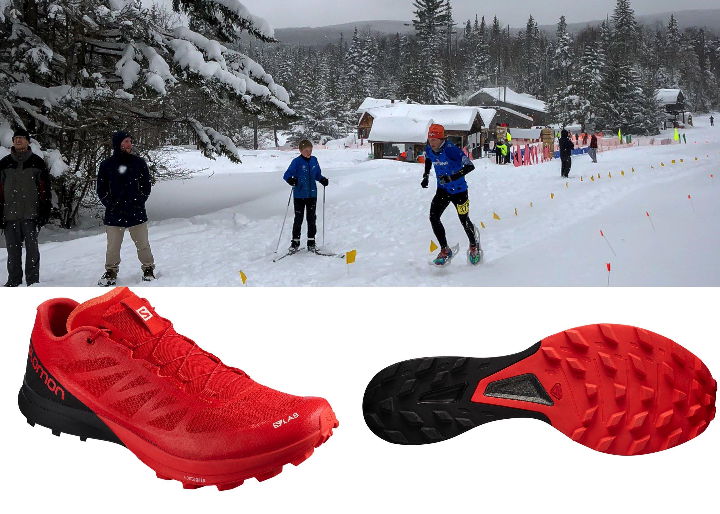 f9319d88f423 Salomon S LAB Sense 7 SG Trail Running Shoe — Mountain Peak Fitness